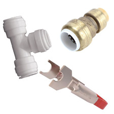 Push Valves & Fittings