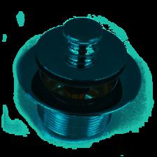 Watco 38333-CP Push Pull Tub Closer - Chrome Finish