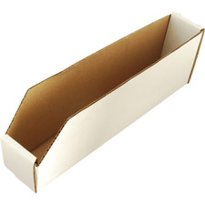 "Harvey Unfolded Bin Box - 8"" x 18"""