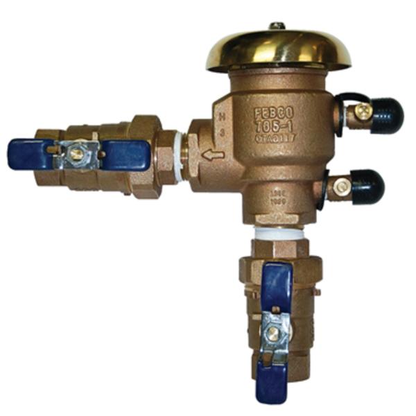 """Febco Pressure Vacuum Breaker - 1"""", 765EBV Series"""