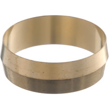 Universal Drain Brass Compression Ring - 1-1/2""