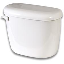 Briggs - China Abingdon Toilet Tank & Lid - 1.6 GPF, White