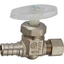 Universal Faucet Parts Straight Supply Stop
