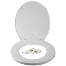Comfort Seats Round Toilet Seat