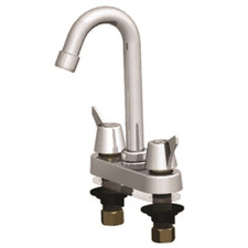 Union Brass Two Handle Bar Faucet