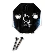 Union Brass Tub Drain Lever Face Plate