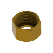 Nut For Rigid Faucet Supply Lines