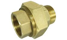 Union Brass Coupling Nut