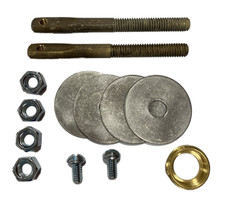 Mounting Legs Pair - Includes Nuts & Washers