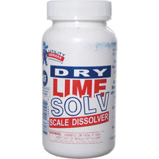 Utility Mfg. Dry Scale Dissolver