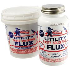 Utility Mfg. Paste Tinning Flux