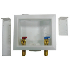 LSP Products Group Inc, Washing Machine Valve Box