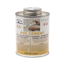 P-4 PVC Pipe Cement - 16 Oz
