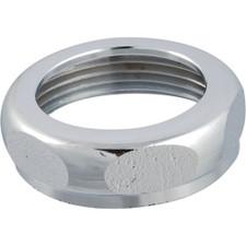 Universal Drain Chrome Plated Brass Slip Joint Nut