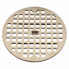 """7"""" Drain Cover - 3/8"""" Thick"""