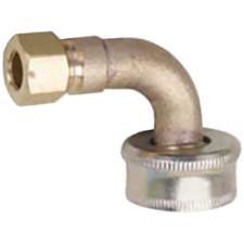 Whirlpool Brass Dishwasher Hose Elbow