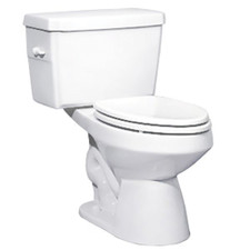 Niagara Conservation Complete Toilet - 1.6 GPF, Round, White