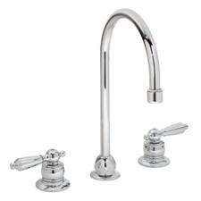 """Symmons 2-Handle Lavatory Faucet - 1/2"""", Chrome"""