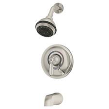 Symmons ALLURA Single Handle Tub & Shower Faucet Trim Kit