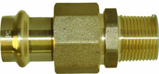 Elkhart Products Corp. Copper Sweat Coupling