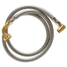 "Fluidmaster Stainless Steel Dishwasher Supply Line - 72"""