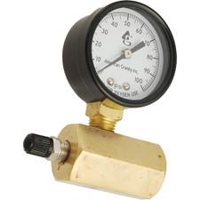 American Granby Water Pressure Test Gauge