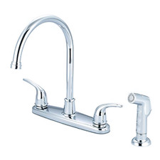 Olympia Two Handle Kitchen Faucet