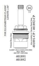 16 PT 3-16 Elizabethan Classic Roman Ceramic Unit - Cold LH