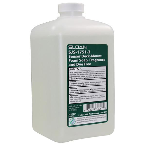 Sloan SJS-1751-3 Foaming Hand Soap Refill - 6PK