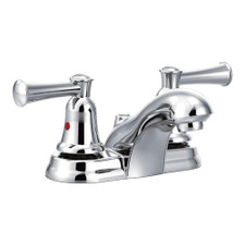 Cleveland Faucet Group Capstone Two-Handle Bathroom Faucet in Chrome