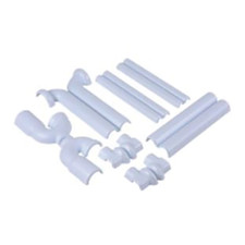 Oatey Scs, Inc. Molded EVA Complete Cover Kit For Straight Grid Drain