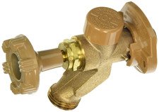 Model 101 Wall Faucet CP Inlet