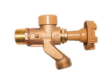 Model 101 Wall Faucet P Inlet