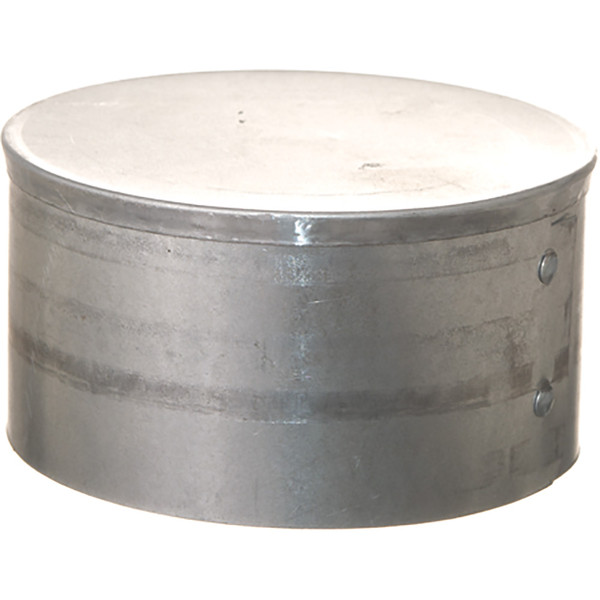 Champion Galvanized End Cap - 5""