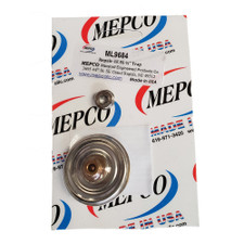 Mepco Steam Trap Thermostatic Disk and Seat