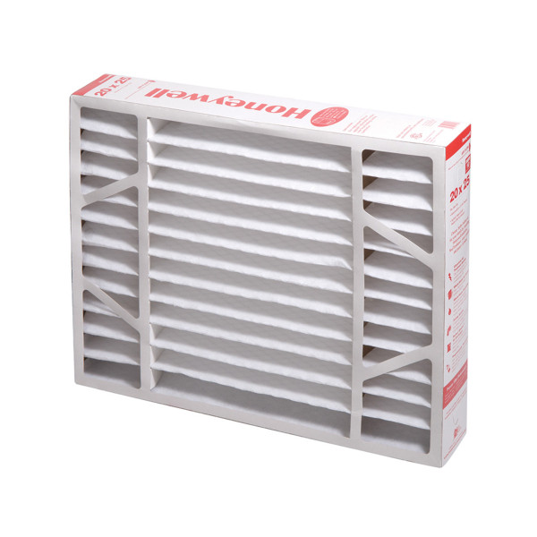 "Honeywell Pleated Media Furnace Filter - 20"" X 25"" X 4-1/2 - 5-Pack"