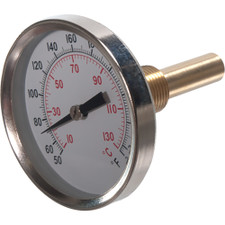 Lochinvar Water Heater Temperature Gauge