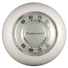 Honeywell Heat Only Thermostat - Premier White