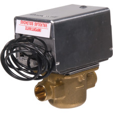 Honeywell Electric Zone Valve - 120V, 2-Wire, 3.5CV