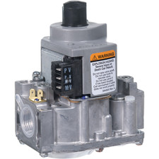 Honeywell Electronic Gas Valve - 24V, 30-300K BTU, 3/4""
