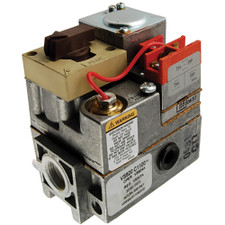 Honeywell Millivolt Combination Gas Valve
