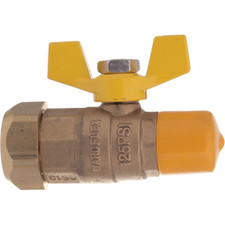 Wardflex Flexible Gas Line Valve