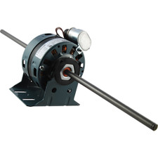 Double Shaft Blower Motor