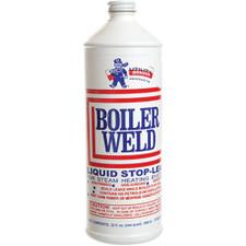 Utility Mfg. Boiler Weld Steam Boiler Stop Leak