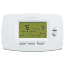 Honeywell SuitePRO Heat / Cool Digital Thermostat - Premier White