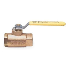 "Conbraco Gas Ball Valve - 3/4"" FPT"