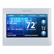 Honeywell Heat / Cool Digital Thermostat - 7 Day Programmable, Wi-Fi, Amazon Alexa Enabled