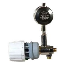 Danfoss Single Pipe Steam Non-Electric Zone Valve Kit
