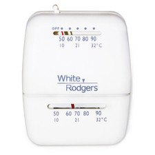 White Rodgers Heat Only Thermostat