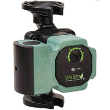 Taco Single Phase Circulating Pump - 1/25 H.P., 120V, 60 Hz., 1590-4830 RPM, Variable Speed